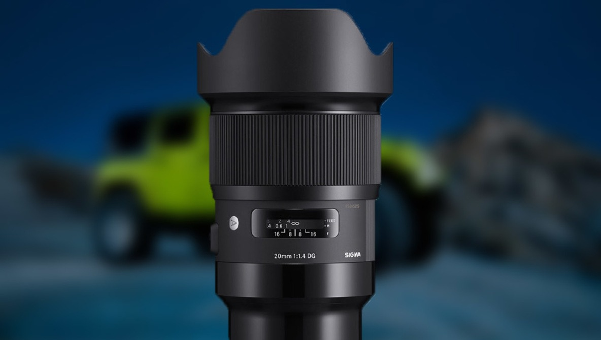 Fstoppers Reviews the Sigma 20mm f/1.4 Art for Sony E