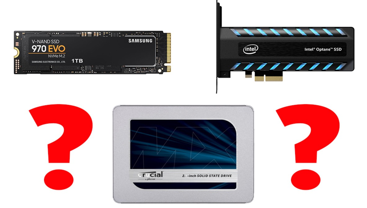 Make the Right Choice: Everything You Need to Know About SSD, NVMe