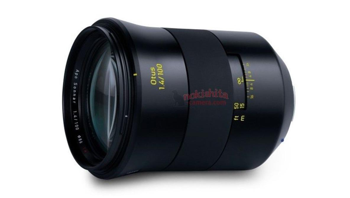 The Zeiss Otus 100mm f/1.4 Lens Is on Its Way in 2019 [Rumor]