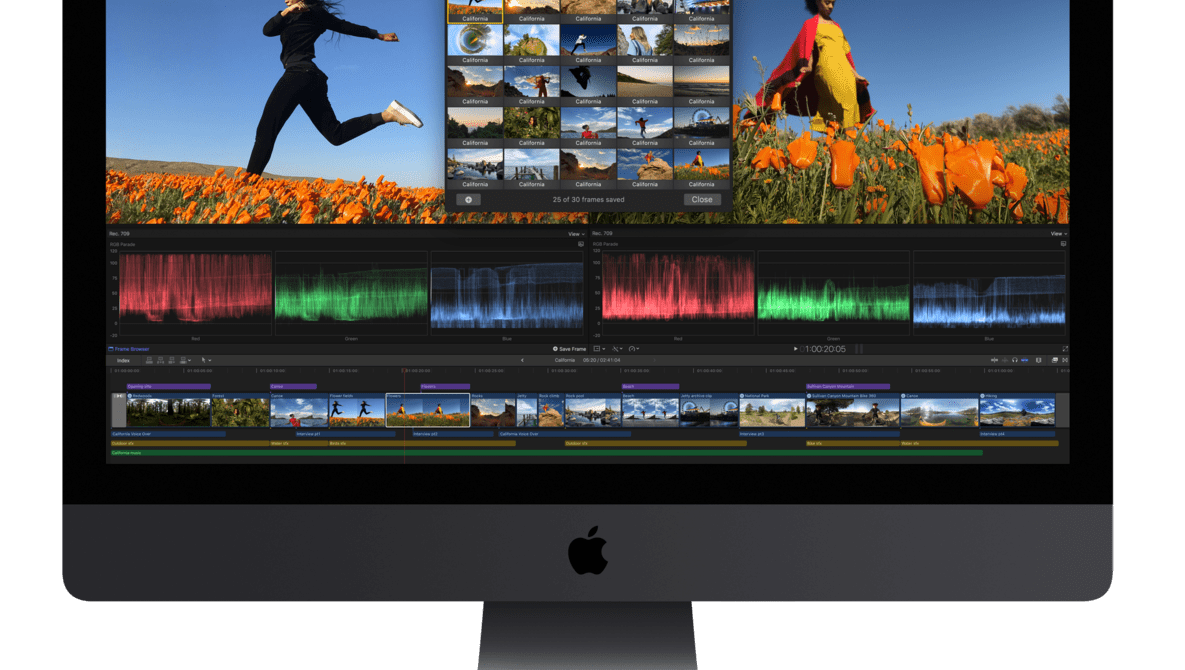 Apple Announces Final Cut Pro X Version 10.4.4