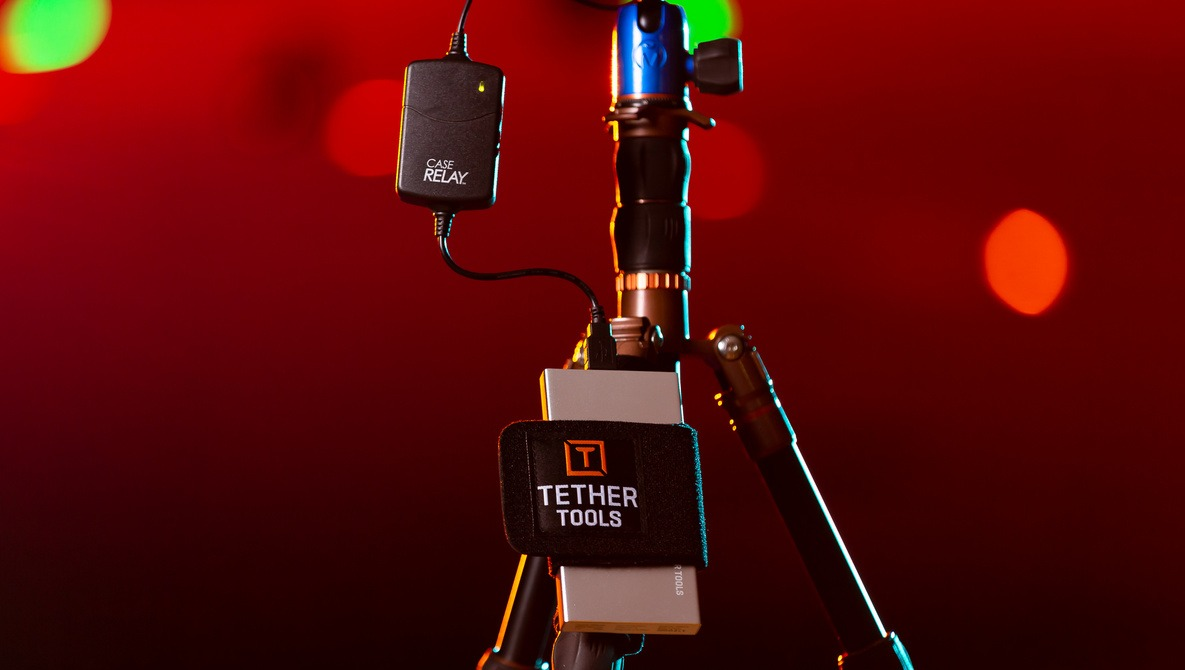 Fstoppers Reviews the Tether Tools Case Relay System