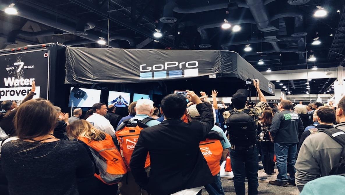 New Collaboration: GoPro and PADI
