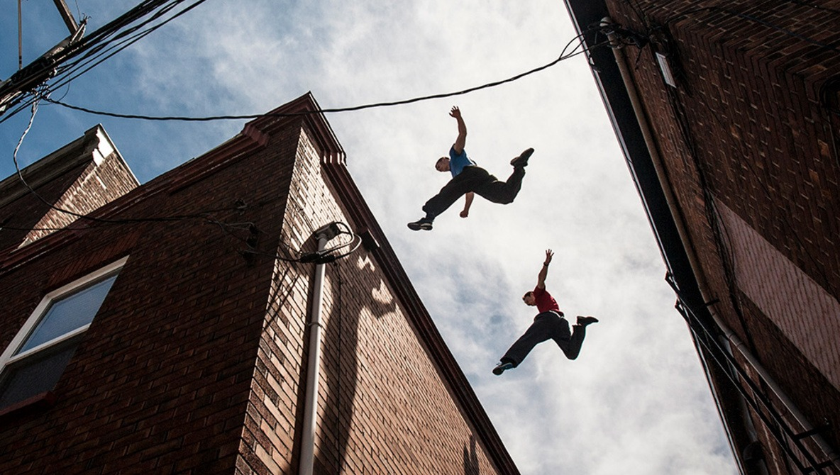 Parkour Athletes Kicked Out of India for Filming Rooftop Stunts