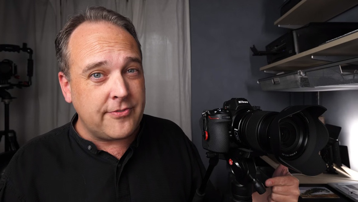 Ted Forbes Reviews the Nikon Z6 | Fstoppers