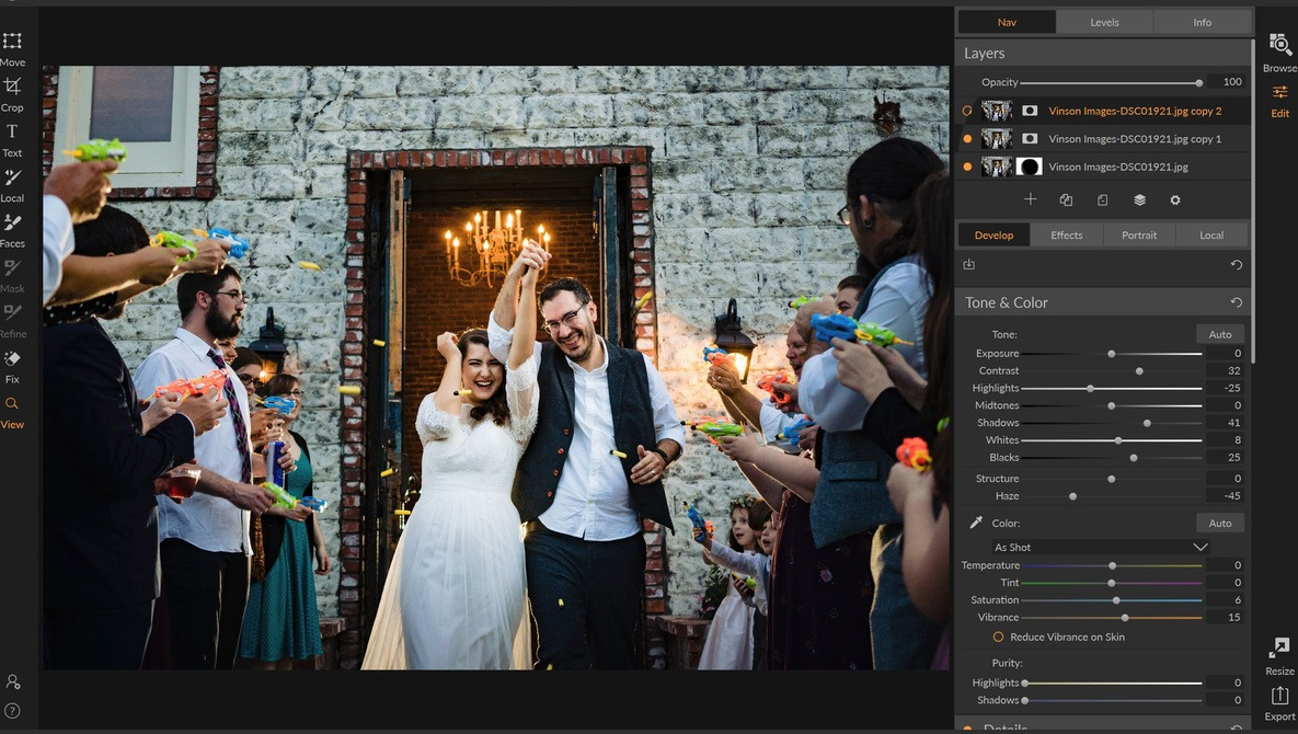 The New Interface for ON1 Photo Raw 2019 Is Amazing