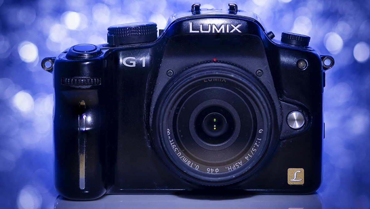 10 Years of Micro Four Thirds: A Look Back at the Panasonic Lumix G1, the Camera That Started It All