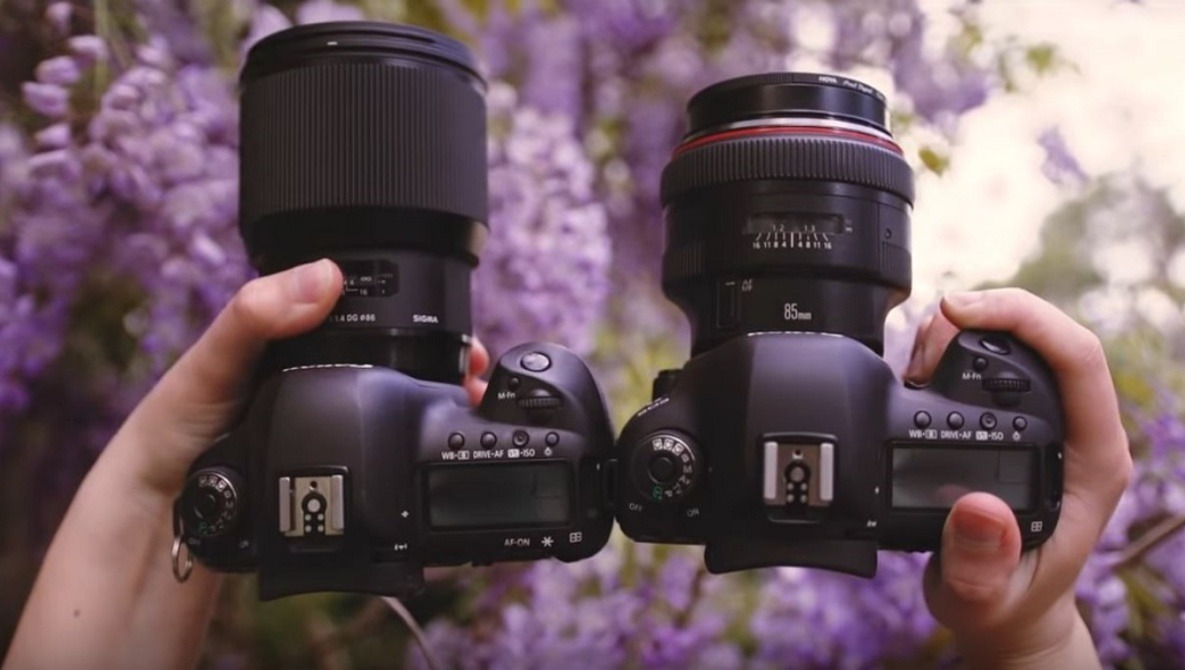 Sigma 85mm f/1 4 Art Versus Canon 85mm f/1 2L II Shootout: Which