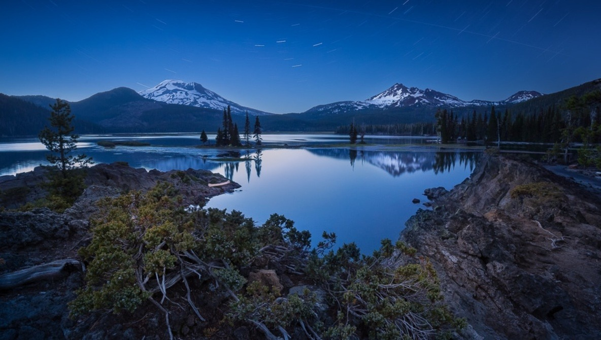 A Noob's Guide to Post Processing Composite Landscapes in Photoshop
