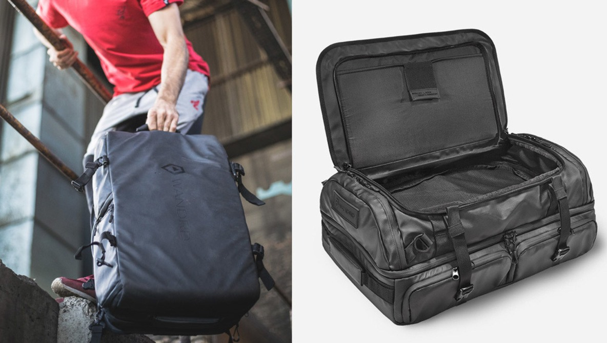 Fstoppers Reviews the WANDRD HEXAD 45L Duffel Bag