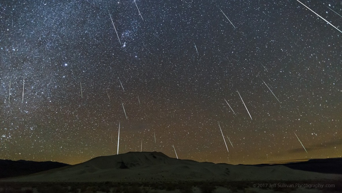 Attention Stargazers: Don't Miss the Geminid Meteor Shower