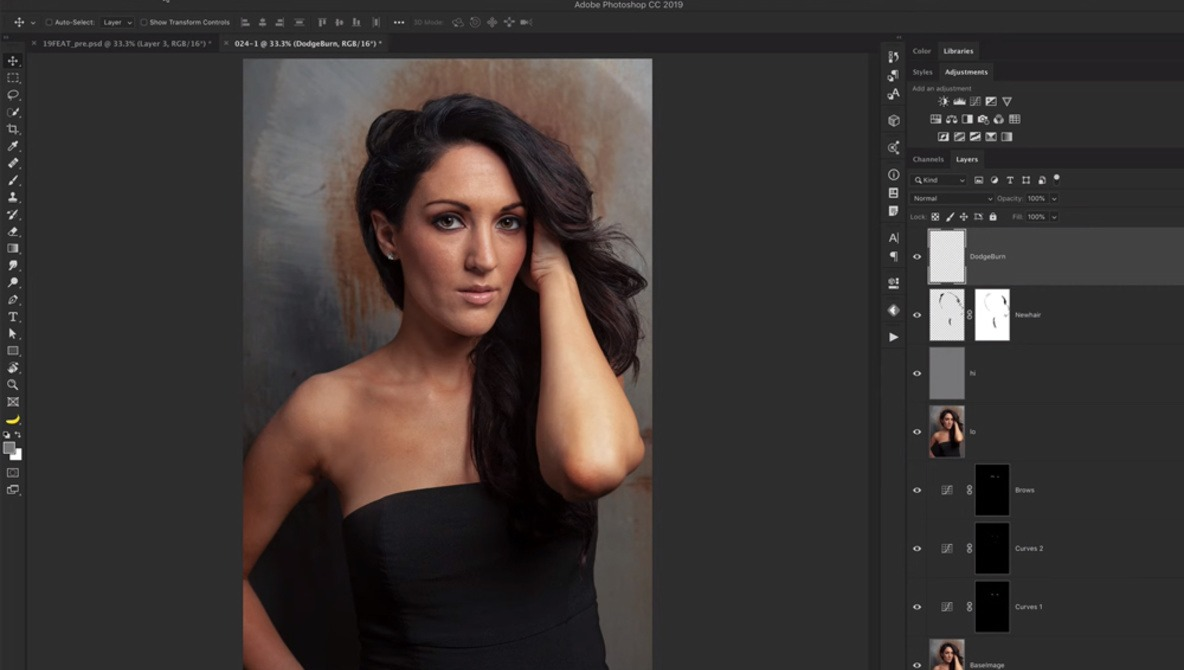 Full Portrait Edit Tutorial in Photoshop in Just Under Six Minutes |