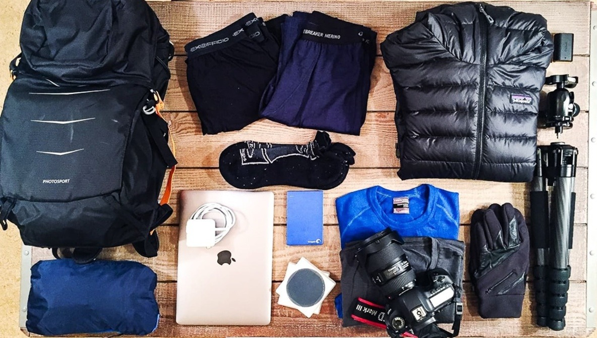 A Guide to Ultralight Travel Clothing for Landscape Photography |