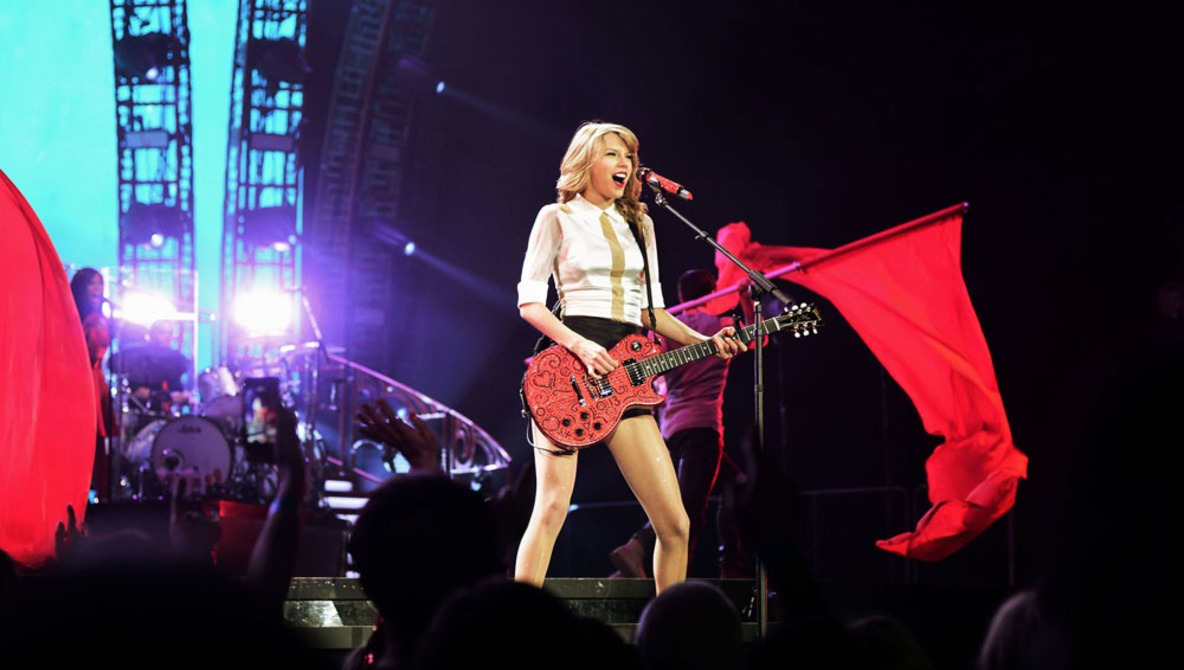 Taylor Swift Used Hidden Facial Recognition at Gig to Identify Stalkers
