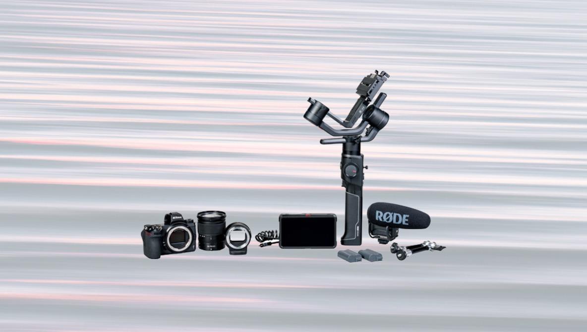 Save Nearly $1,200 on Nikon's New Z6 Filmmaker Kit