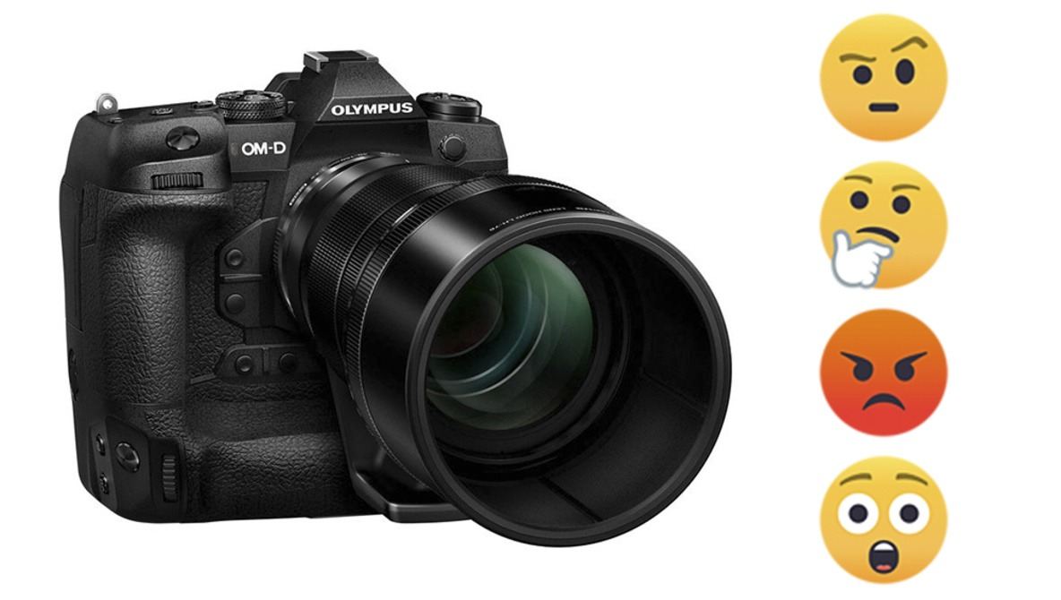 Are They Nuts? Olympus E-M1X Betrays the Promise of Micro Four Thirds