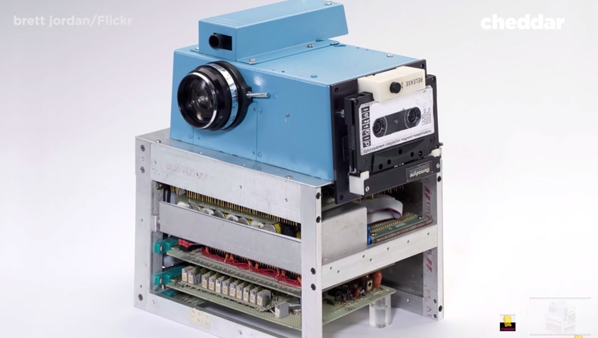 How Kodak Went From Industry Giant to Essentially