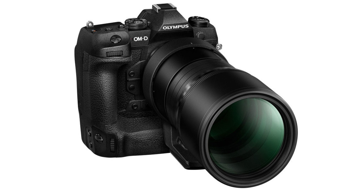 Olympus E-M1X: 60 FPS Shooting, 7.5 Stops of Stabilization