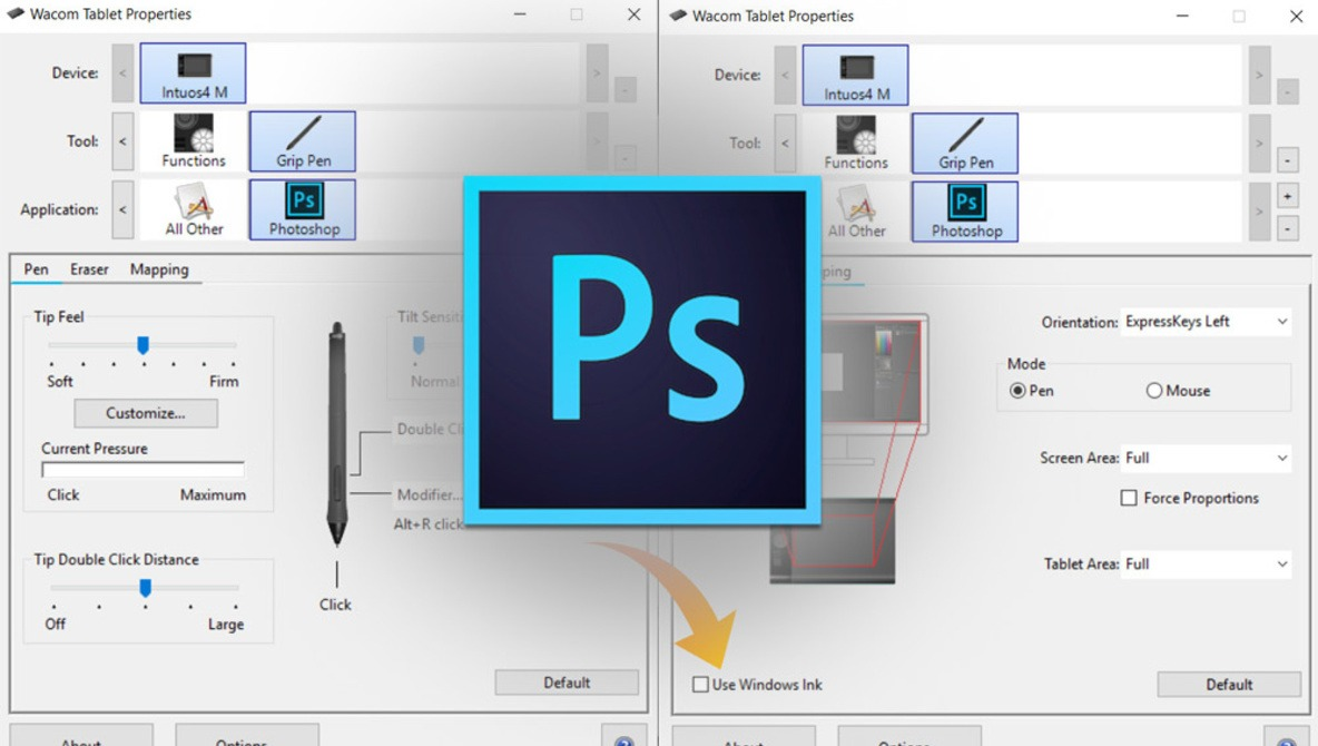 Wacom and Photoshop Issues With Latest Update
