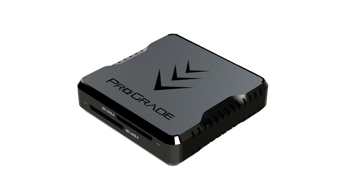 ProGrade Digital Releases Dual-Slot SD Card Reader