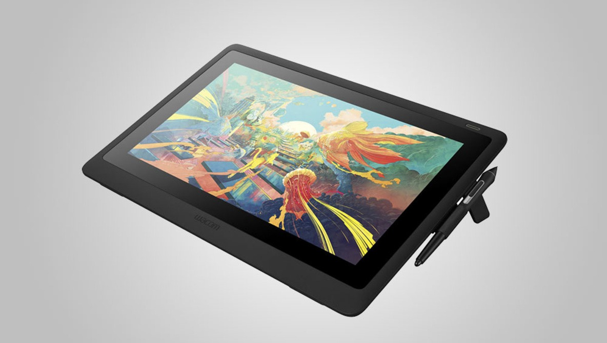 Wacom Announced the Most Affordable Cintiq Pen Display
