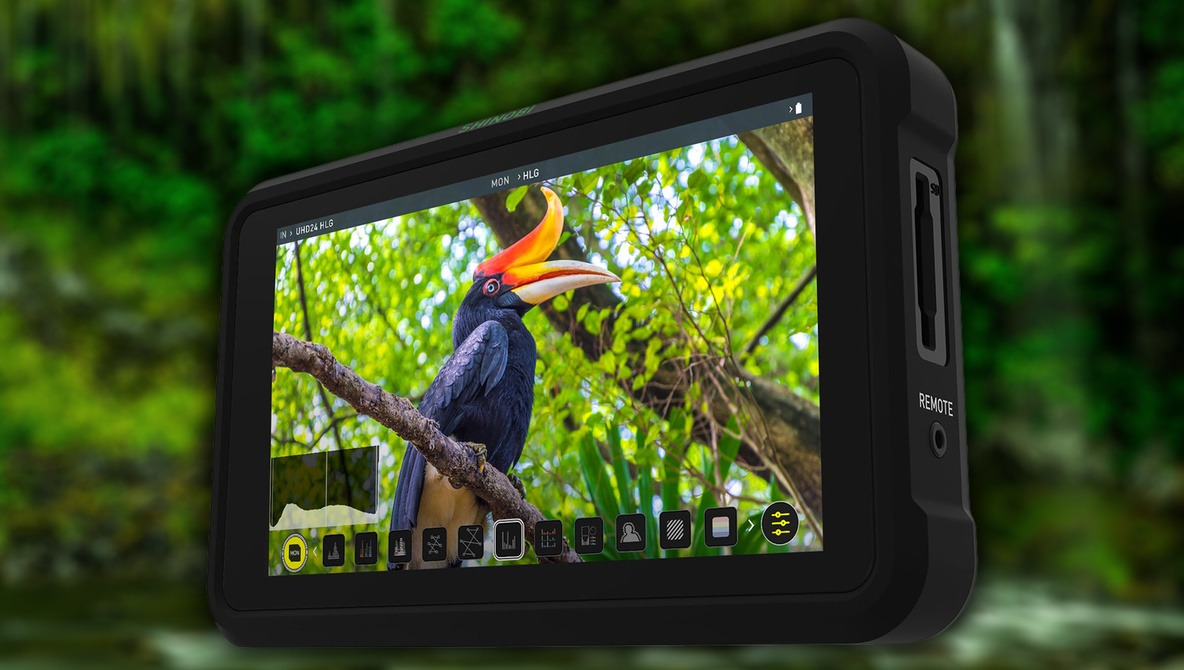 New Atomos Shinobi 5.2-Inch 4K HDMI Monitor Released With $399 Price Tag