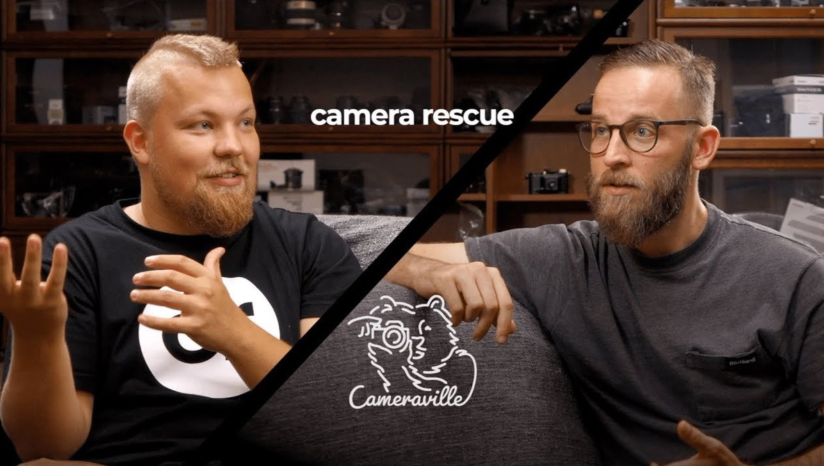 Long Live Film: Finnish Company Plans to Rescue 100,000 Cameras to Redistribute by 2020