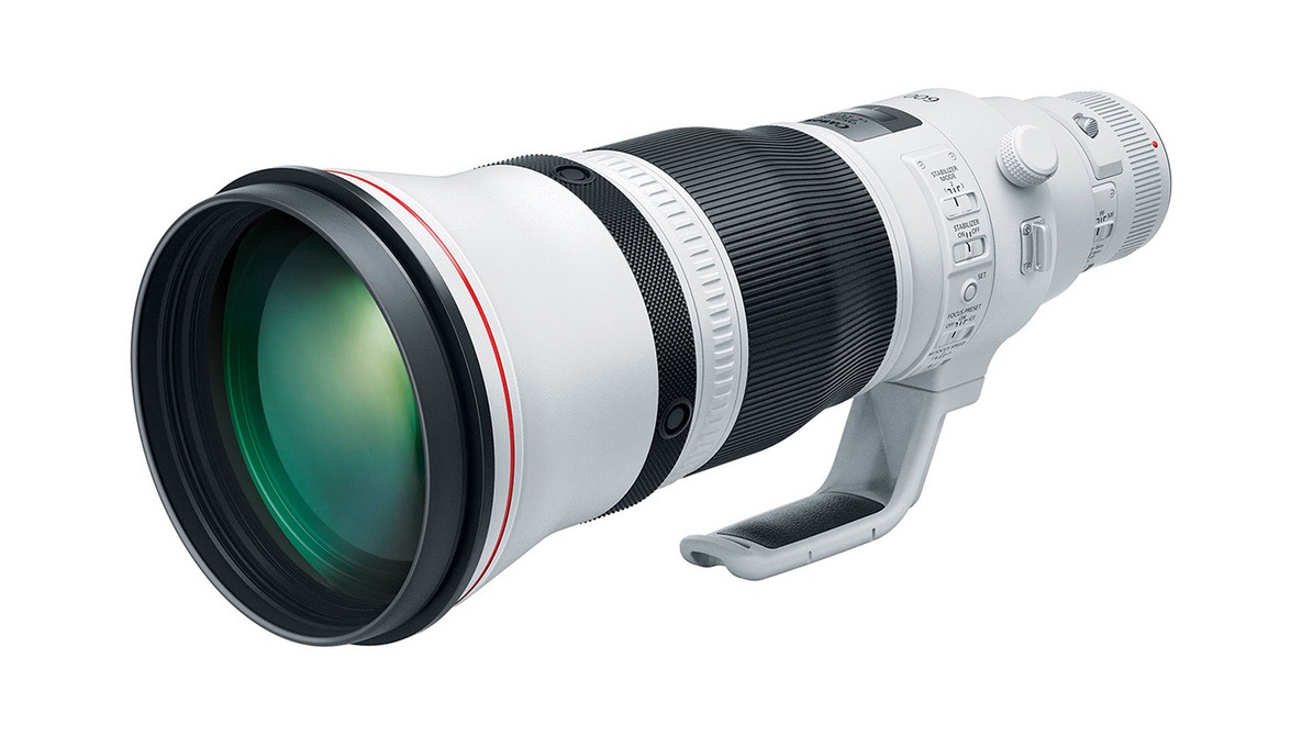 Canon Is Developing More Super-Telephoto Lenses for DSLRs