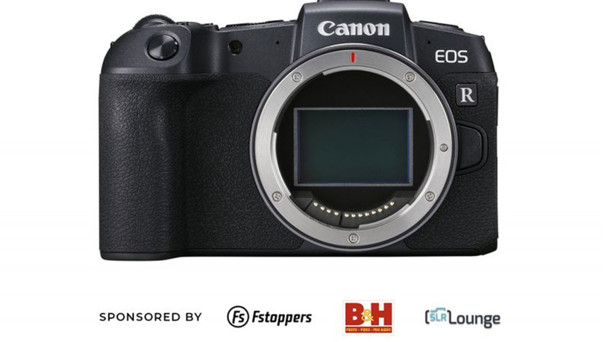 Win a Free Canon EOS RP Mirrorless Digital Camera