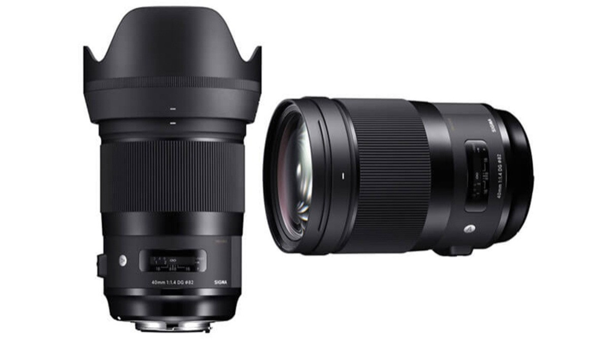 Fstoppers Reviews the Sigma 40mm f/1.4 DG HSM Art Lens