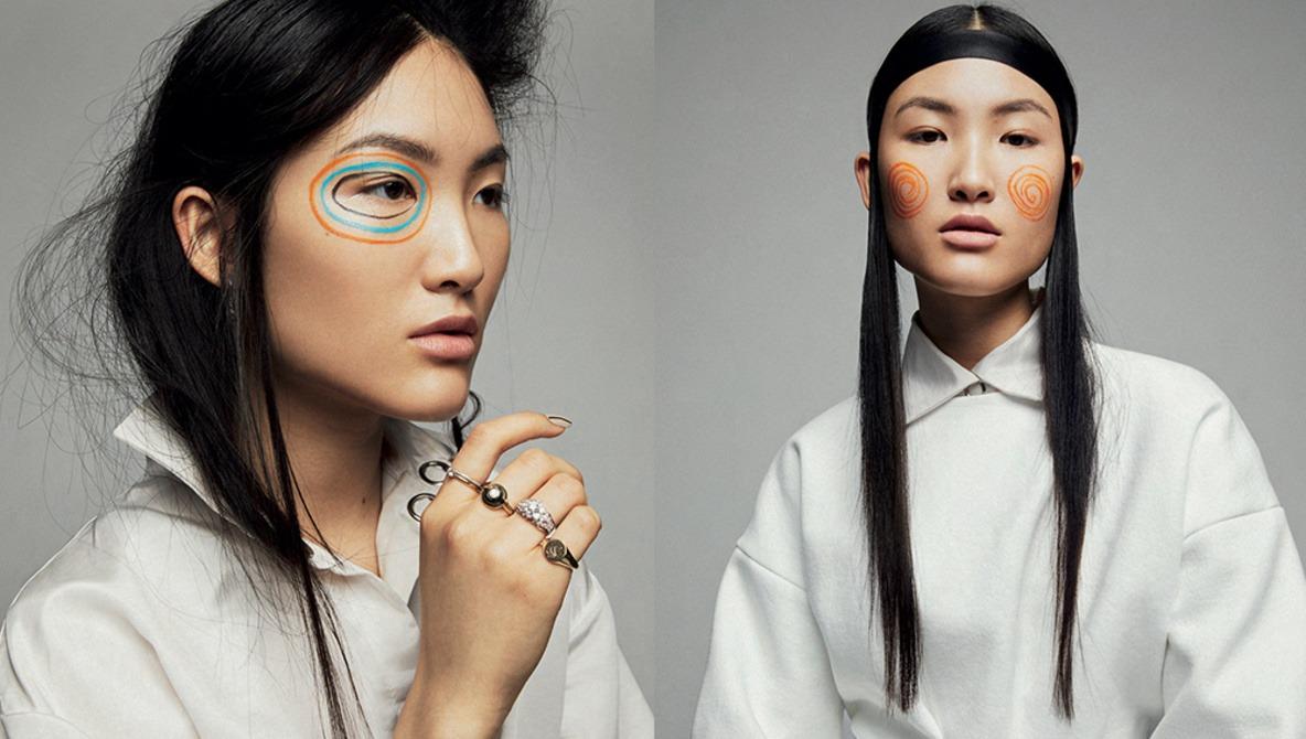 How Per Florian Appelgren Shot L'Officiel Indonesia Beauty Editorial