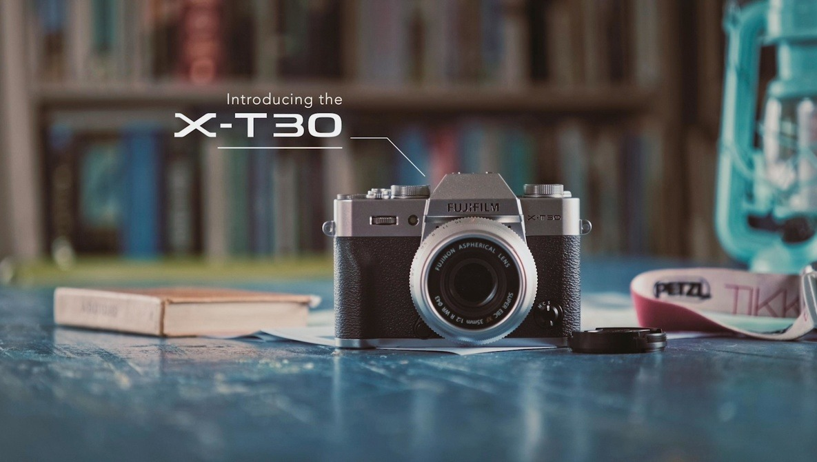 Hands on With the New Fujifilm X-T30 | Fstoppers