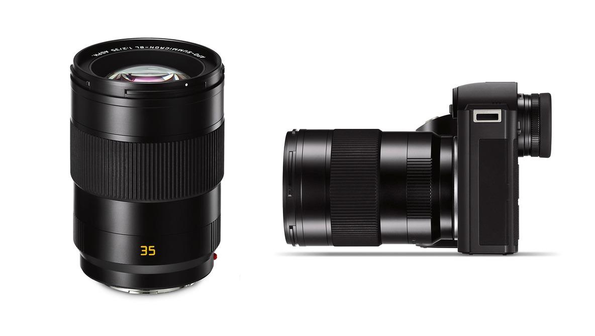 Leica APO-Summicron-SL 35mm f/2 ASPH Prime Lens Announced