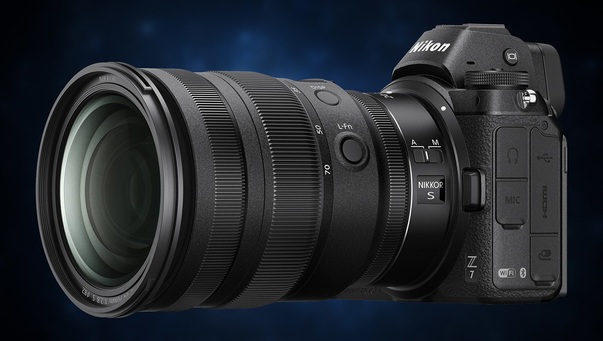 Nikon Announces the Z 24-70mm f/2 8 S Lens, Their First Professional