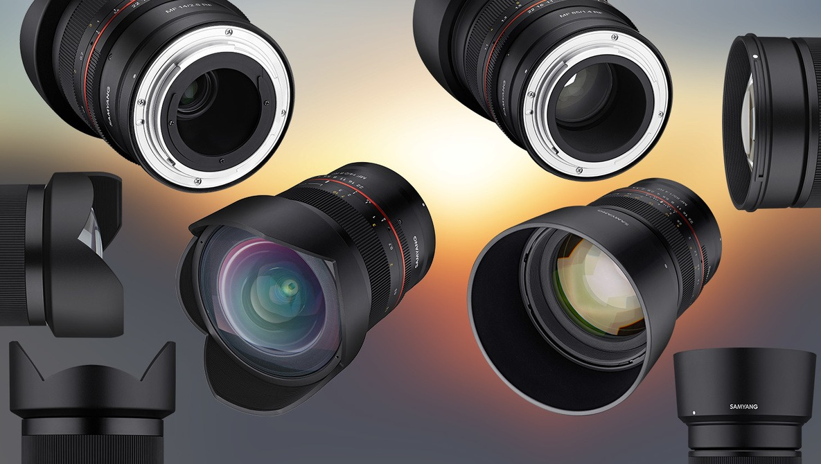 Samyang Introduces Two New RF-Mount Lenses for Canon Full-Frame Mirrorless: 14mm f/2.8 and 85mm f/1.4