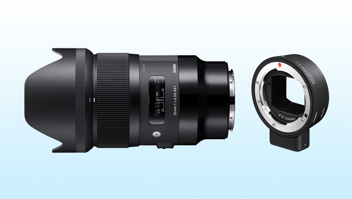Sigma Bringing 11 Art-Series Lenses to L mount, Will Release EF-to-L Mount Converter MC-21