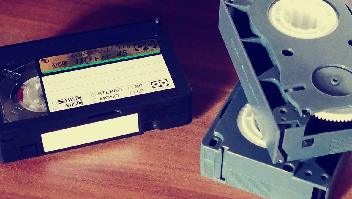A Case for Digitizing Your Old VHS Tapes