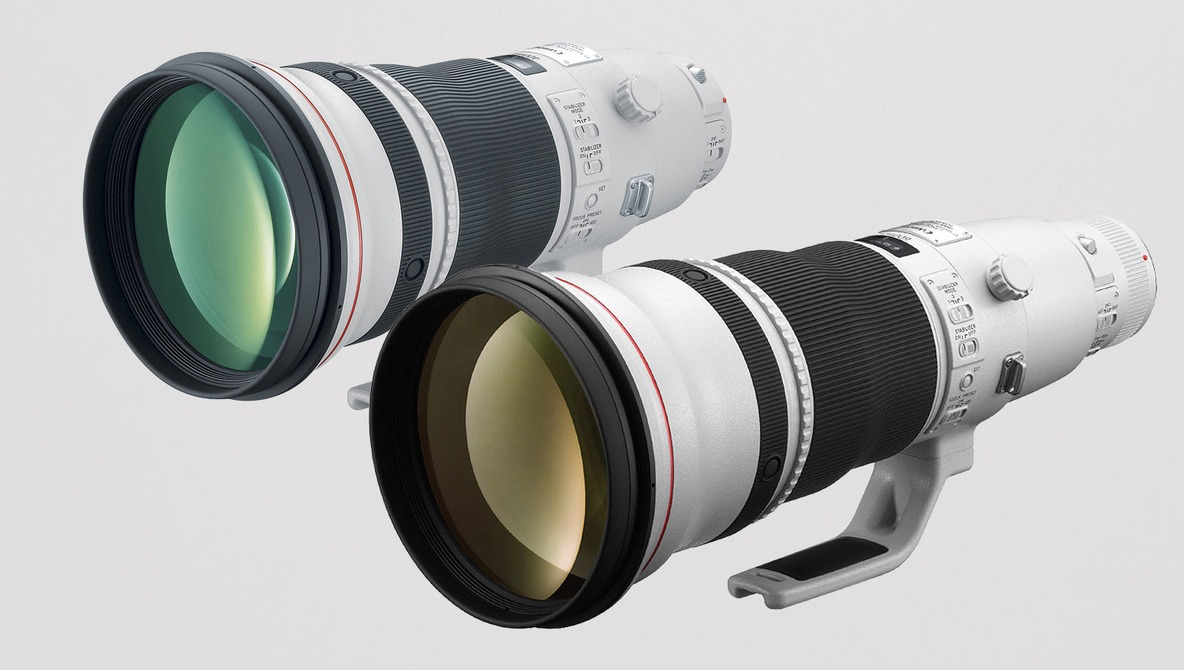 Price Cuts on Canon 400mm f/2.8L II and 600mm f/4L II Lenses: No, You Still Can't Afford Them
