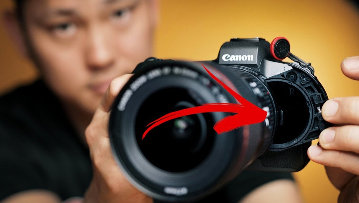 A Closer Look At the Awesome Canon EOS R Drop-In Filter Mount Adapter