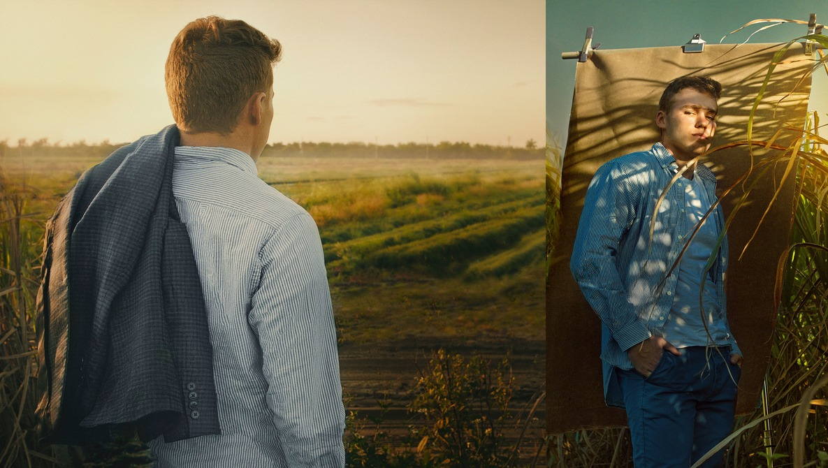 How I Shot These Cinematic Portraits on the Side of a Road Using Only Natural Light