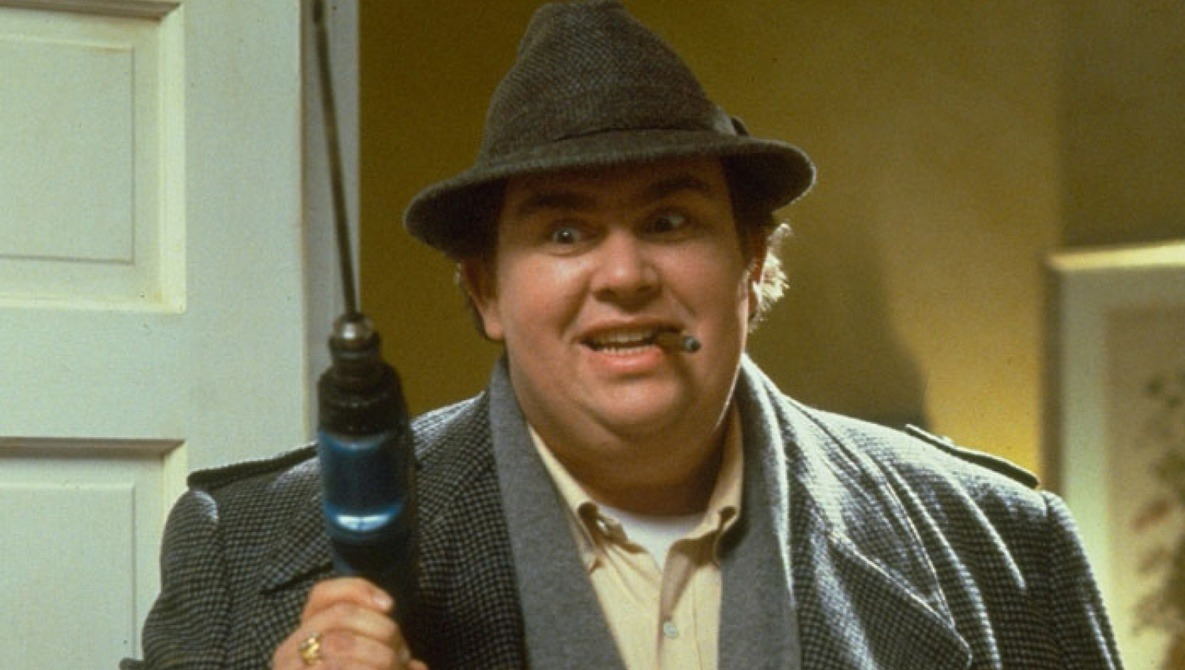 35 Years Since John Candy Invented 3D TV