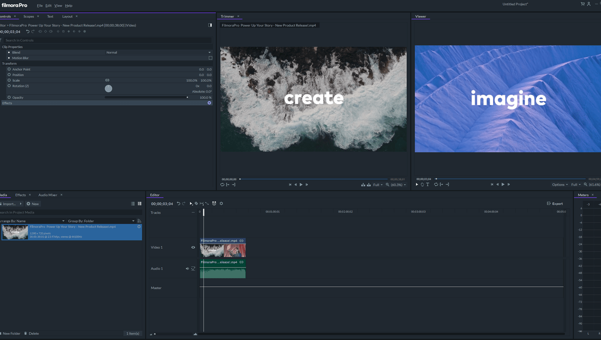 New Video Editor on the Block: A Look at Filmora's Pro