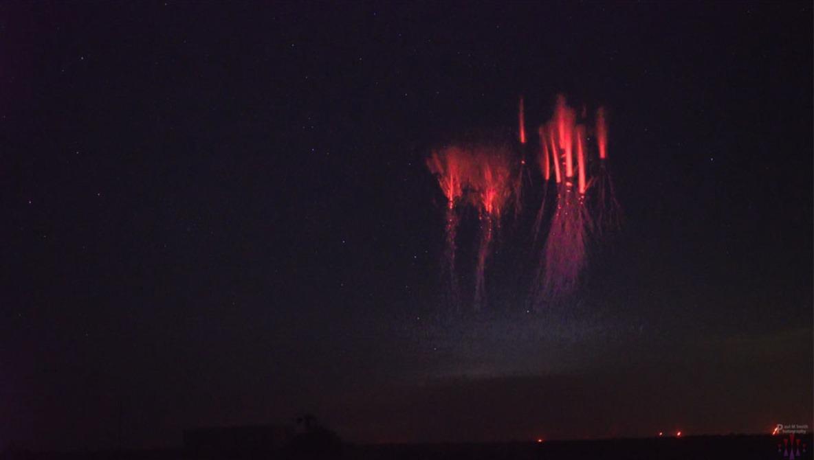 Photographer Captures Rare Lightning Phenomenon Fstoppers