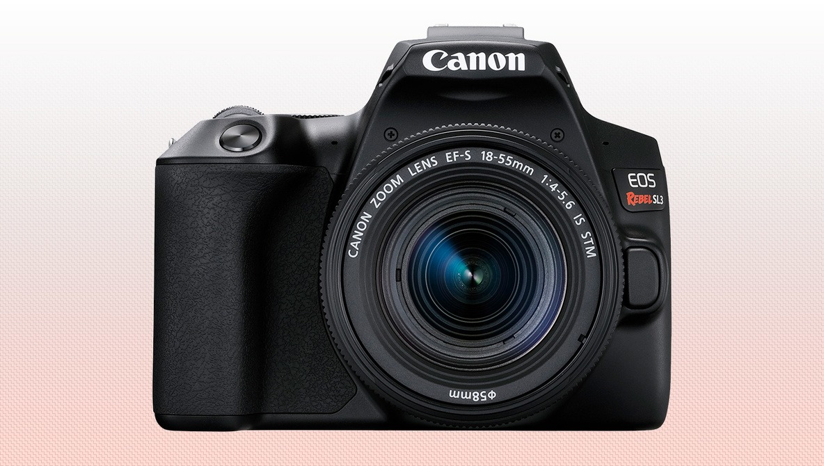 First Canon Rebel With 4K Video: New SL3 Is Smallest and