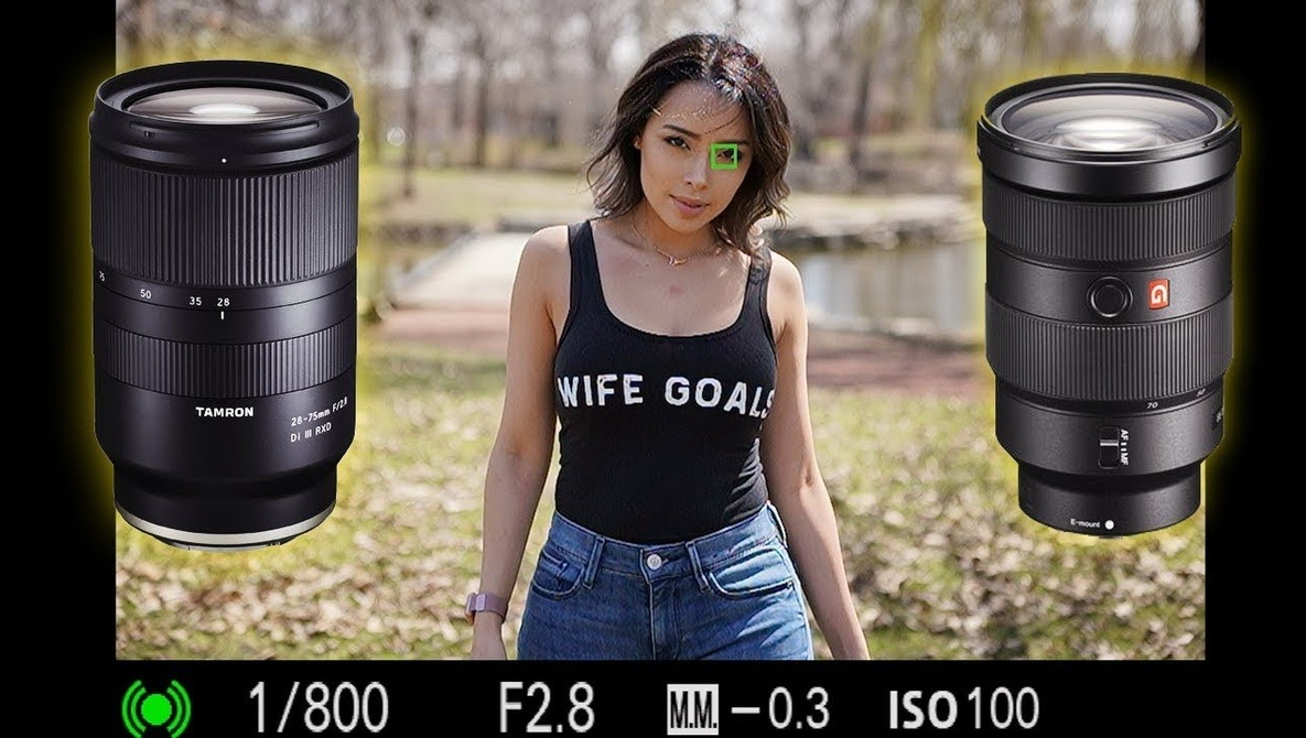 Comparing the Tamron 28-75mm f/2.8 Lens to the Sony 24-70mm f/2.8