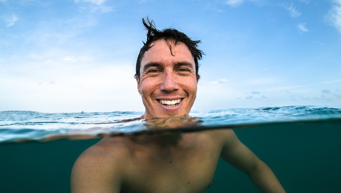 Are More Pros Incorporating Smartphone Cameras Into Their Workflow? Chris Burkard Is.
