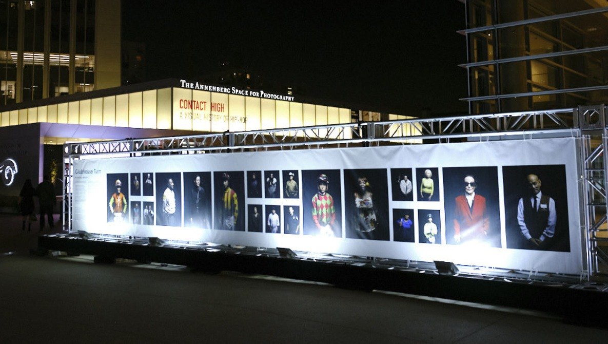 Photoville LA Opens At The Annenberg Space For Photography