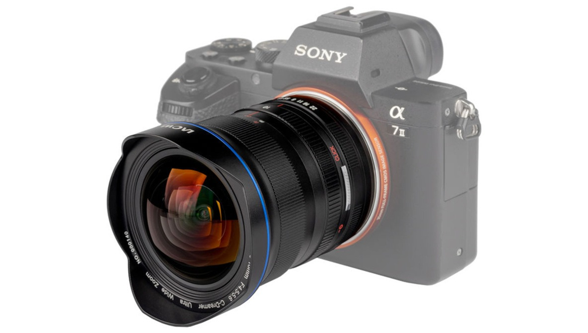 Fstoppers Reviews the Crazy Venus Optics Laowa 10-18mm f/4.5-5.6 Lens for Sony Full Frame Cameras