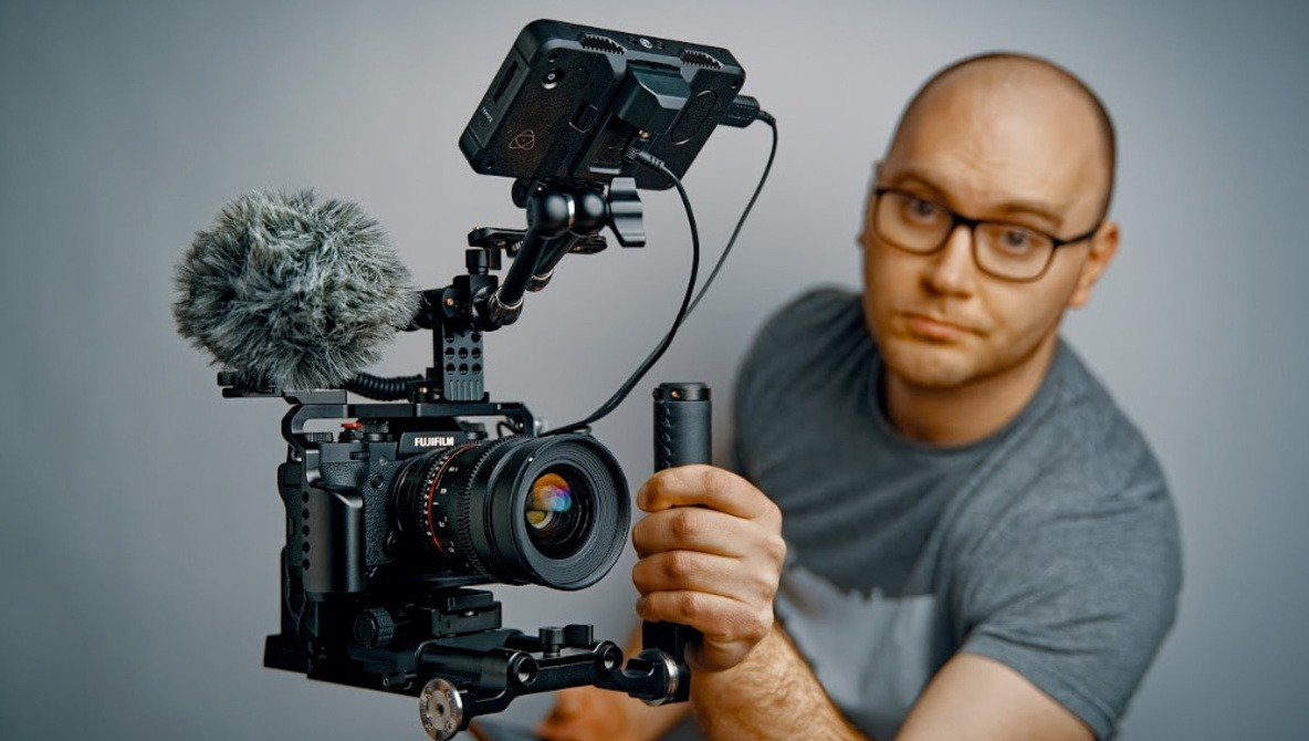 Is This the Ultimate Rig for Shooting Handheld Video on a DSLR? |