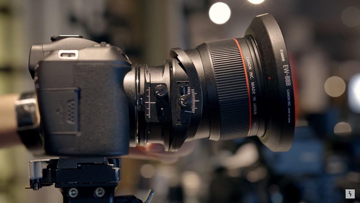 Why Do Tilt-Shift Lenses Cost So Much?