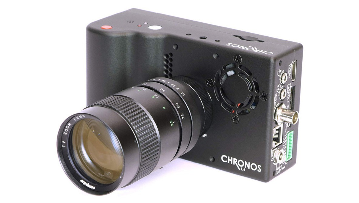 40,000 Frames per Second for Just $3,500? Check Out the Chronos 1.4 |